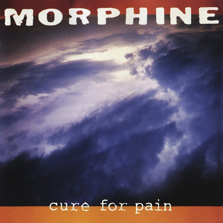 "Capa do disco ""Cure for pain"", da banda Morphine."